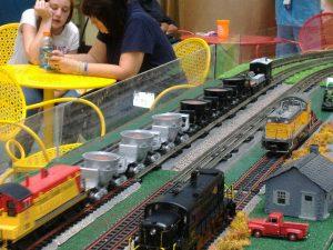 8. Trains