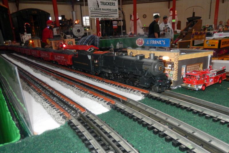 B&O Railroad Museum 2014