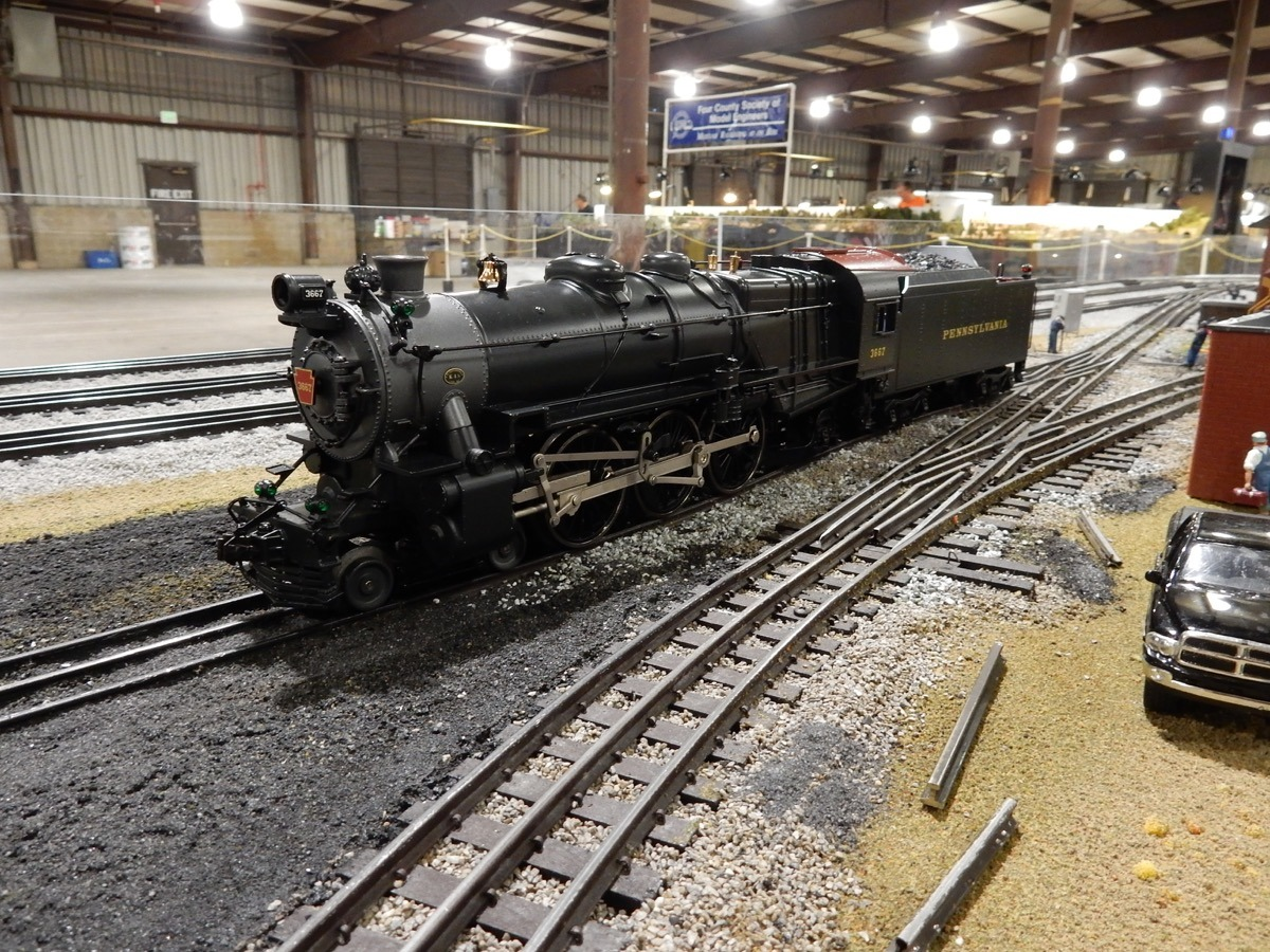 Great Scale and Hi-Rail Show
