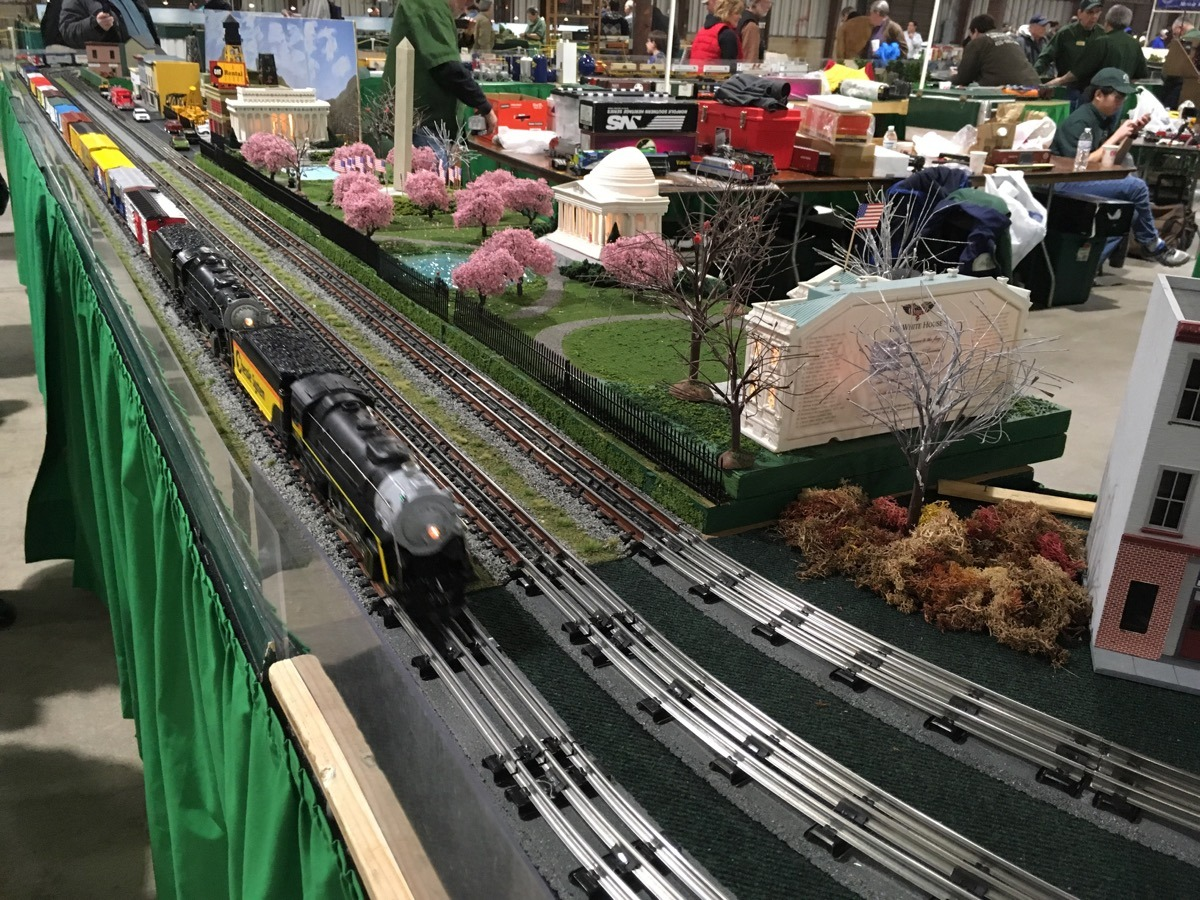GreatScale & Hi Rail Show, Timonium, MD