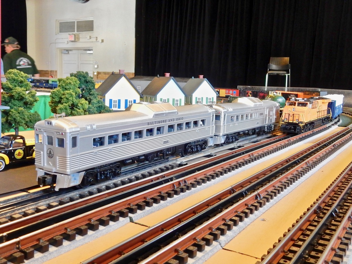 kensington  md train days