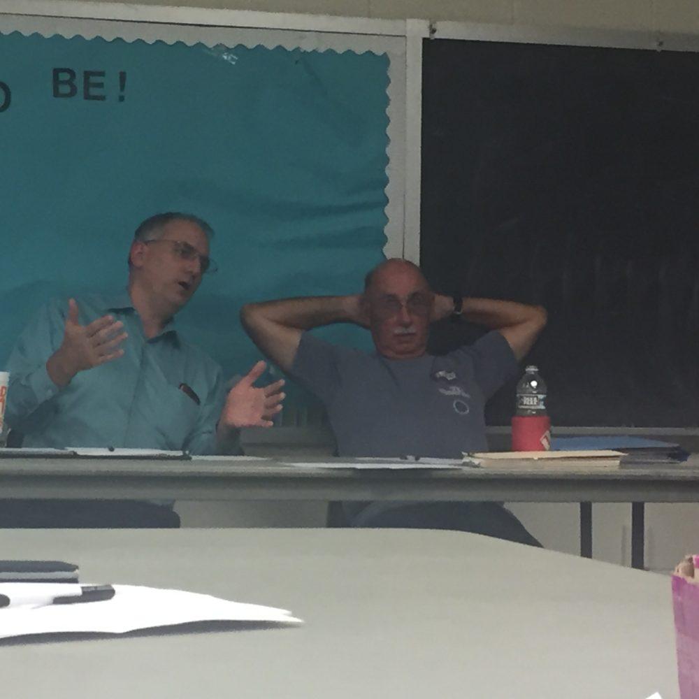 September 2017 Meeting