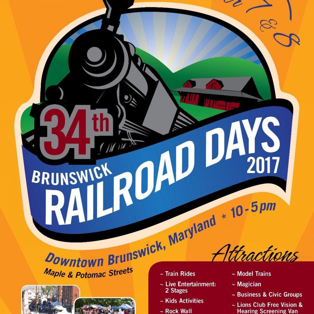 Brunswick Railroad  Days October 7-8, 2017