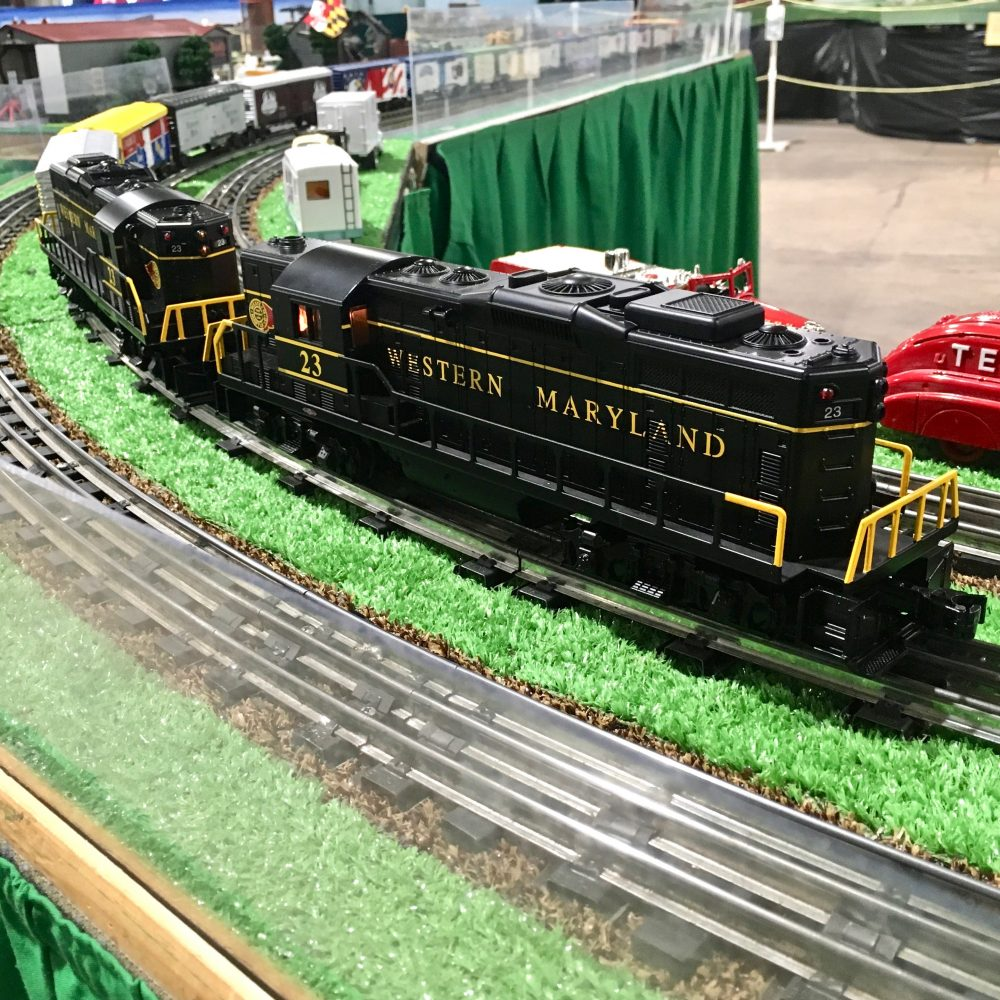 Great Scale and Railroad Collectors Show, Timonium, MD February 3-4, 2018