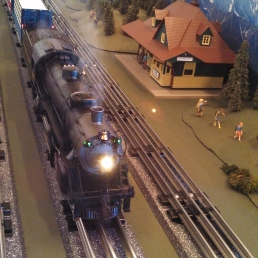 Two Tracker Train Shows This Weekend!